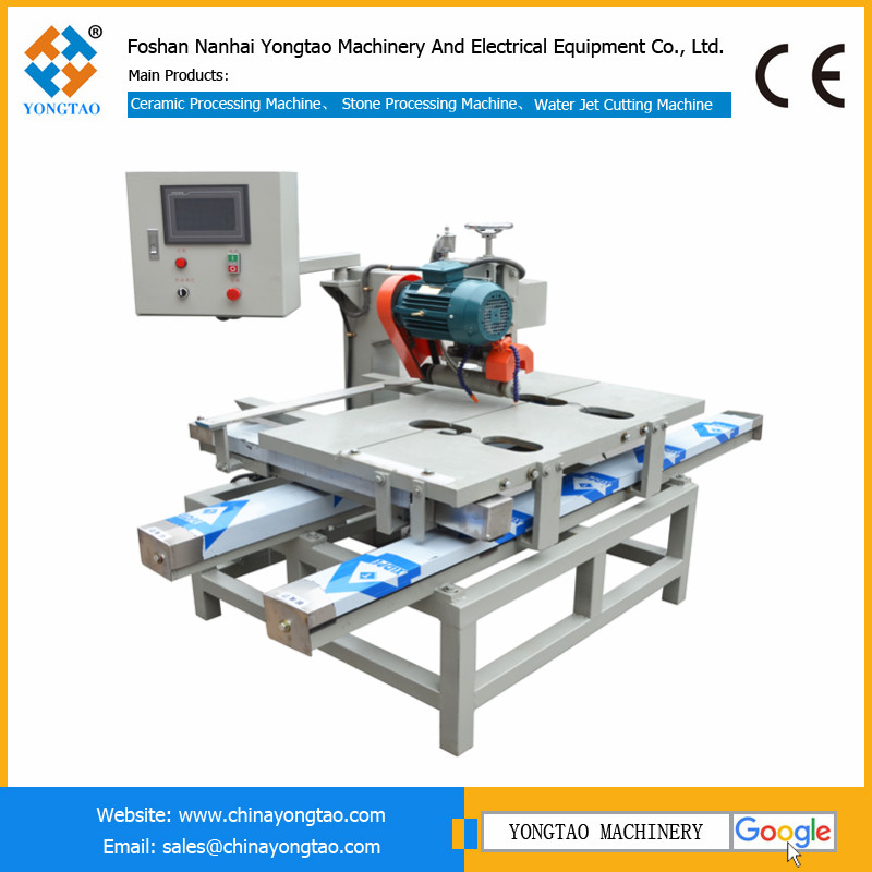 YTQS-1200 manual CNC ceramic cutting machine