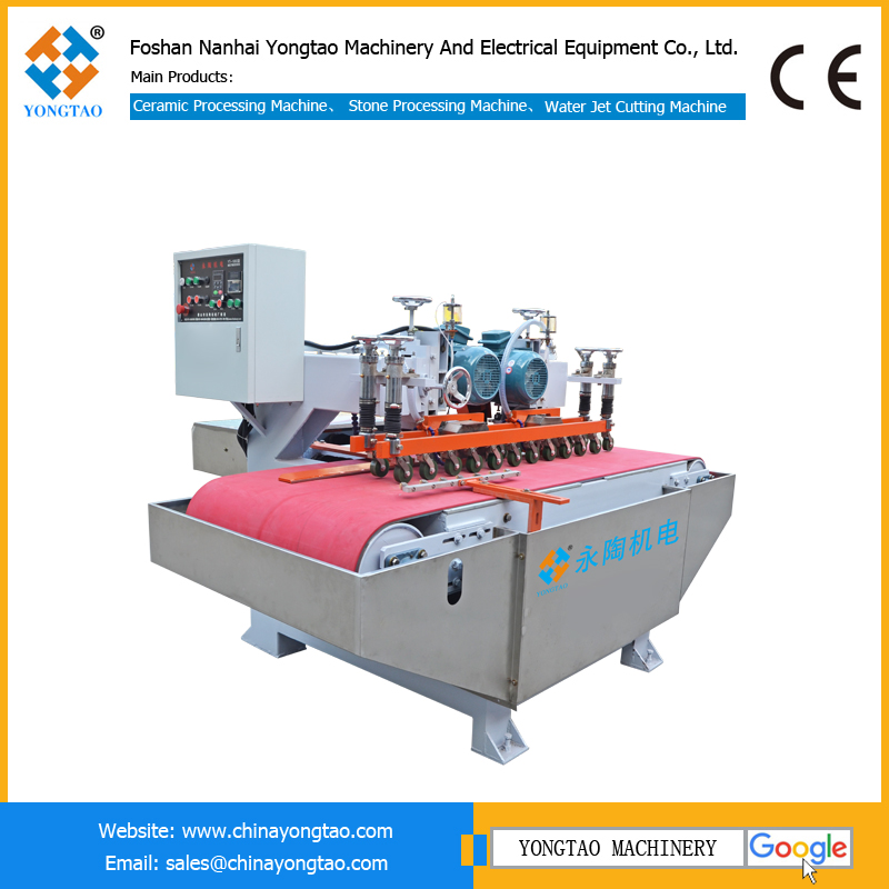 YTQZ-1000 Ceramic double tool CNC cutting machine