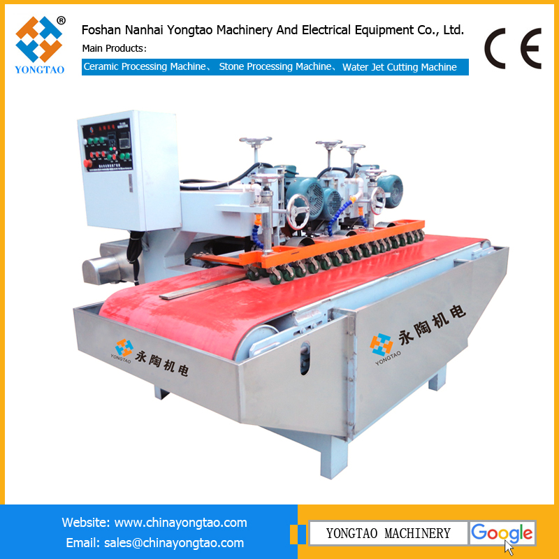 YTQZ-1000 type 3 knife CNC ceramic cutting machine