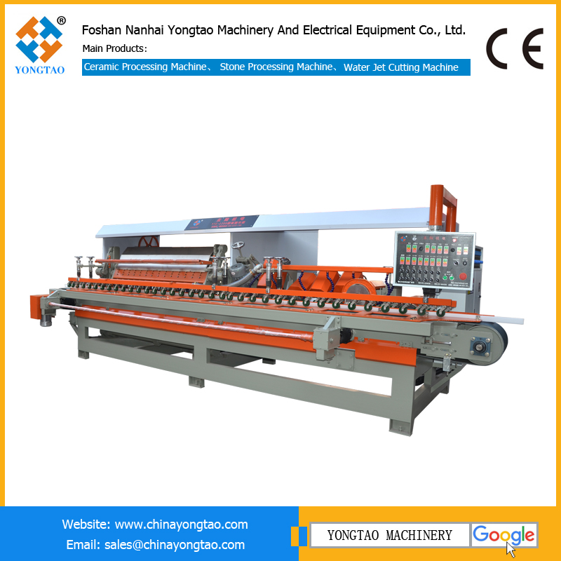 YTYP-1200 7+14 head arc polishing machine